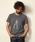 TMT(ティーエムティー)の「【TBSドラマ「凪のお暇」着用】S/SL GAUZE STRETCH JERSEY(AFRO GIRL)(Tシャツ/カットソー)」|チャコールグレー