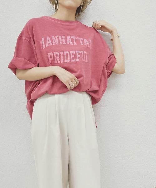 ヴィンテージロゴTシャツ