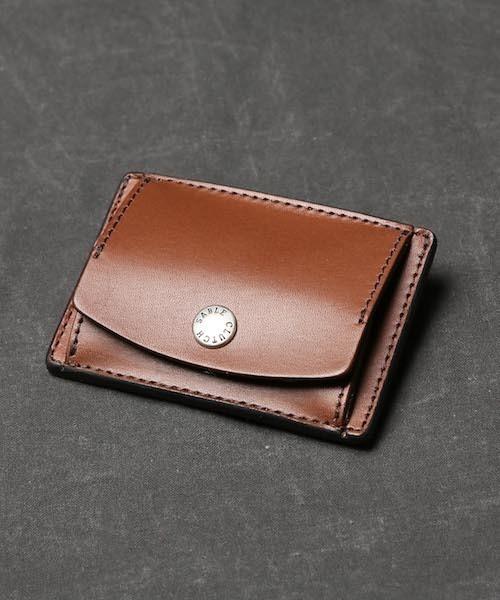 dd2a99fcbf53 SABLE CLUTCH(セーブルクラッチ)のIC/PASS CARD COIN CASE-栃木レザー