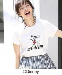 MICKEY(ミッキー)Tシャツ/Disney(ディズニー)