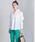 UNITED ARROWS(ユナイテッドアローズ)の「UBCB リネン レギュラーカラー シャツ 19SS†(シャツ/ブラウス)」 オフホワイト