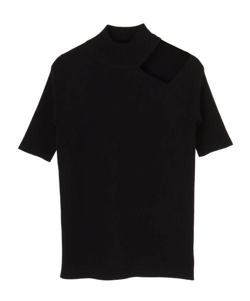 【予約販売品】 【セール】スクエアカットハーフスリーブニット(ニット/セーター)|UN3D.(アンスリード)のファッション通販, ソオグン:09622998 --- blog.buypower.ng