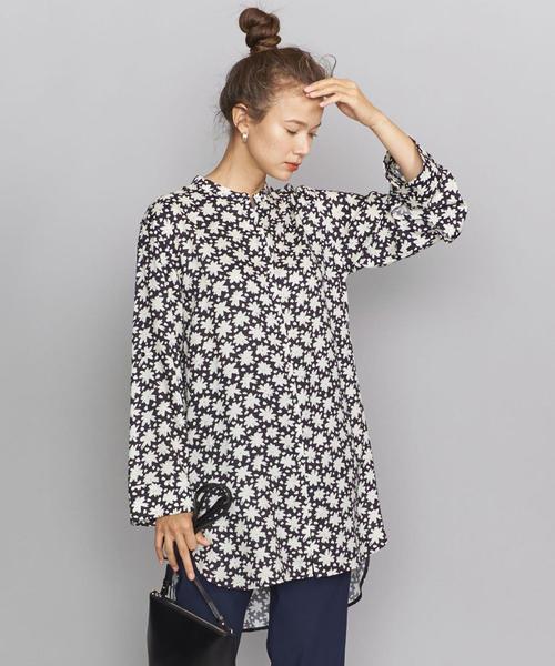 【ギフ_包装】 BY リバティプリントバンドカラーシャツ(シャツ/ブラウス)|BEAUTY&YOUTH BEAUTY&YOUTH UNITED UNITED ARROWS(ビューティアンドユースユナイテッドアローズ)のファッション通販, Funny Jinx:1e8f3801 --- tsuburaya.azurewebsites.net