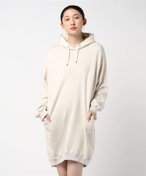 【即納】 PUFF SLEEVE SWEAT SWEAT PARKA ONE-PIECE(ワンピース)|Traditional TRADITIONAL Weatherwear(トラディショナルウェザーウェア)のファッション通販, 中古DVDもんきーそふと:d31d2732 --- ahead.rise-of-the-knights.de