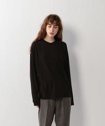 <Steven Alan>LONG SLEEVE T-SHIRT/プルオーバー