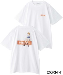 MILKFED.xONE PIECE SS TEE NAMI(Tシャツ/カットソー)