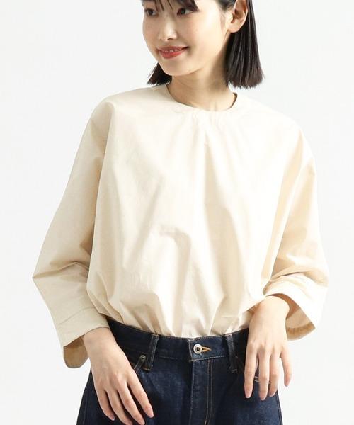 【 s.t.closet frabjous/エスティ・クローゼット・フラブジャス 】タイプライターシャツ 3205101