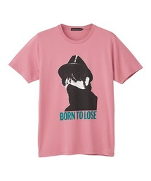 JOHNNY THUNDERS/BORN TO LOSE Tシャツピンク