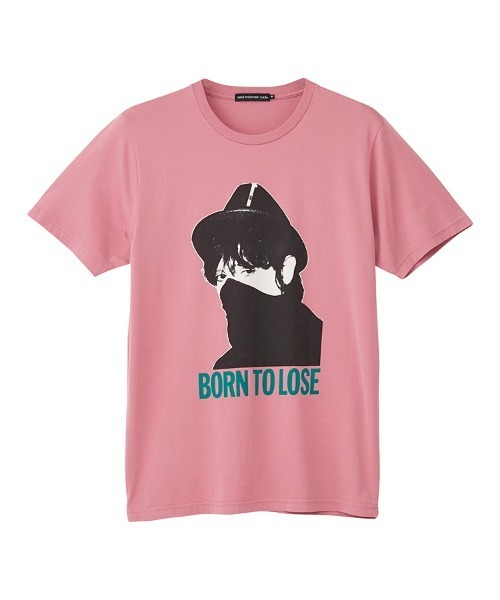 JOHNNY THUNDERS/BORN TO LOSE Tシャツ