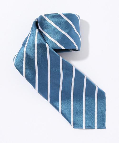 選ぶなら TOMORROWLAND シルク レジメンタルストライプタイ(ネクタイ) シルク|TOMORROWLAND(トゥモローランド)のファッション通販, シューブレイク:d4ce2b53 --- 5613dcaibao.eu.org