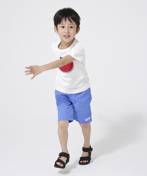 【水陸両用・coen キッズ / ジュニア】2WAYカラーショーツ(ショートパンツ/ハーフパンツ)