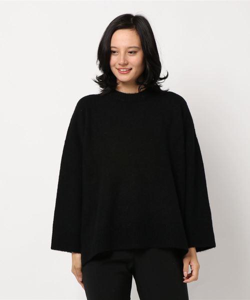 大量入荷 クルーネックプルオーバー(ニット/セーター)|mizuiroind(ミズイロインド)のファッション通販, カナンチョウ:b642ee31 --- 5613dcaibao.eu.org
