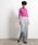 ROPE'(ロペ)の「【新色追加】ストレッチストレートワイドパンツ(その他パンツ)」|詳細画像