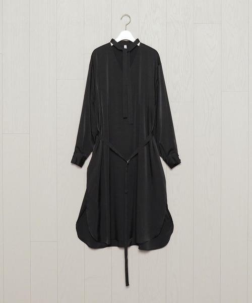 <08sircus>BOW DRESS/ワンピース