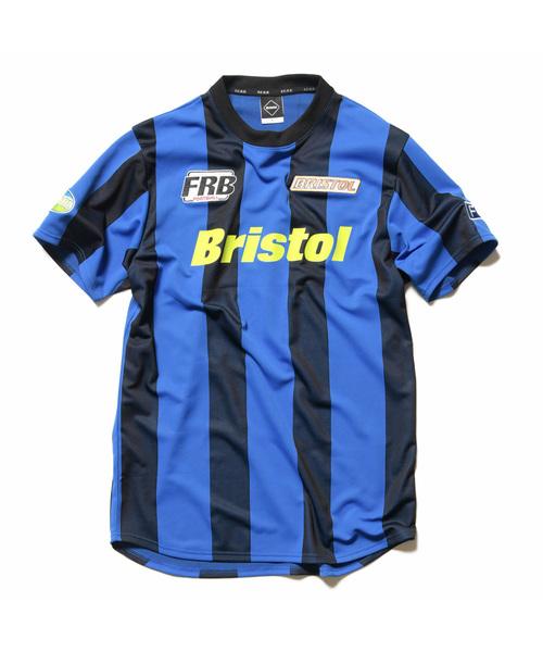高級品市場 STRIPE S F.C.Real TRAINING/S TRAINING TOP(Tシャツ/カットソー) S/S|F.C.Real Bristol(エフシーレアルブリストル)のファッション通販, 青ヶ島村:7896244d --- rise-of-the-knights.de