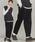 BEAUTY&YOUTH UNITED ARROWS(ビューティアンドユースユナイテッドアローズ)の「BY コーデュロイ 1P ルーズパンツ(パンツ)」|ブラック