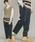 BEAUTY&YOUTH UNITED ARROWS(ビューティアンドユースユナイテッドアローズ)の「BY コーデュロイ 1P ルーズパンツ(パンツ)」|ダークグリーン