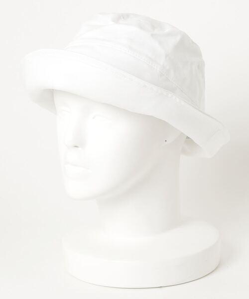 ST:ANTI-5  PTN HAT ハット/バケットハット 抗菌/抗ウイルス/消臭/防粉/帯電防止