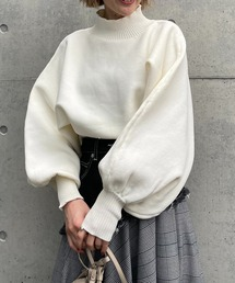 pitamochi knitオフホワイト