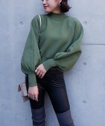 pitamochi knitグリーン