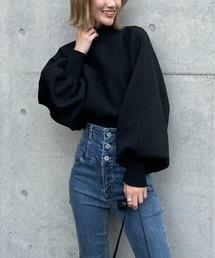 pitamochi knitブラック