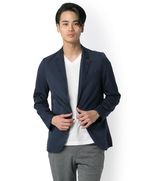 【返品交換不可】 【セール】【P.S.FA限定adidas Suit】ウーブンジャケット(テーラードジャケット)|Perfect Suit FActory(パーフェクトスーツファクトリー)のファッション通販, 河村製紙:12d3f79e --- 888tattoo.eu.org