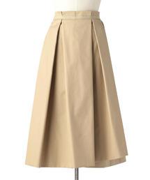 Drawer コットンアシンメトリーラップスカート