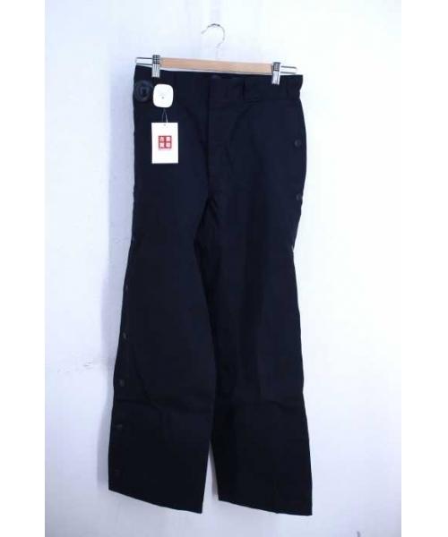 新しい到着 【セール/ブランド古着 ×】【MYne snap × wide Dickies(マインディッキーズ)コラボ】side snap wide pants ワークパンツ(パンツ)|Dickies(ディッキーズ)のファッション通販 - USED, オールコムスイーツ王国:2dabf5a1 --- wm2018-infos.de