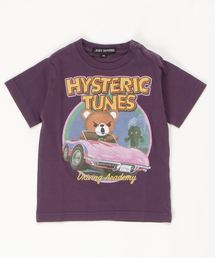 HYSTERIC TUNES pt Tシャツ【XS/S/M】パープル