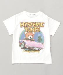 HYSTERIC TUNES pt Tシャツ【XS/S/M】ホワイト