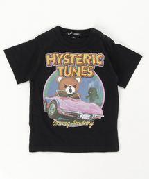 HYSTERIC TUNES pt Tシャツ【XS/S/M】ブラック