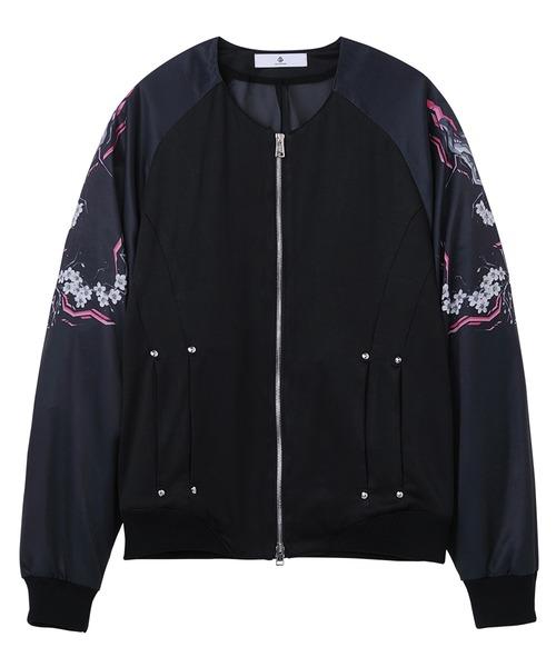 DIET BUTCHER 'SAKURA' souvenir jacket