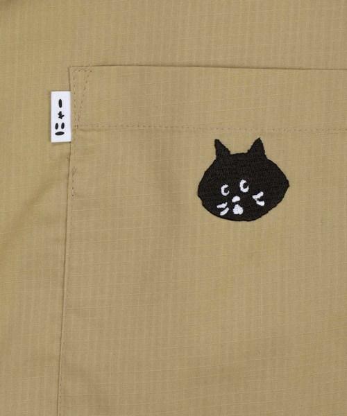 にゃーリップシャツア