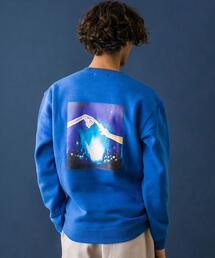 <E.T.> SWEAT CREWNECK MTEX/スウェット