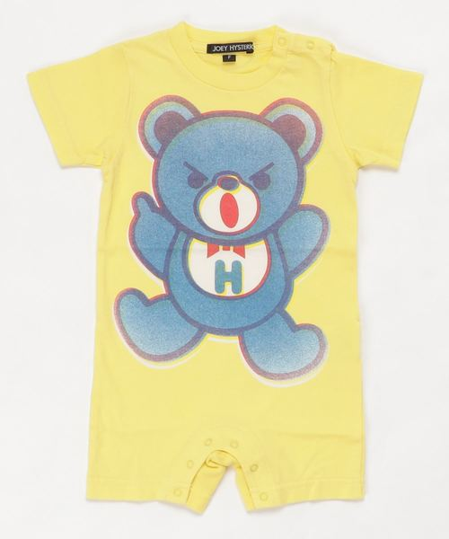BEAR PRIMARY COLOR ショートオール