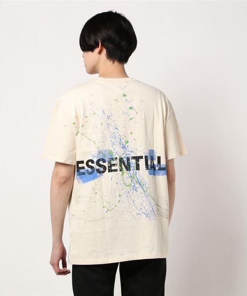 FOG ESSENTIALS(エフオージーエッセンシャルズ)の「【FOG ESSENTIALS / エフオージーエッセンシャルズ】Shin Exclusive REMAKE(Tシャツ/カットソー)」|ホワイト系その他