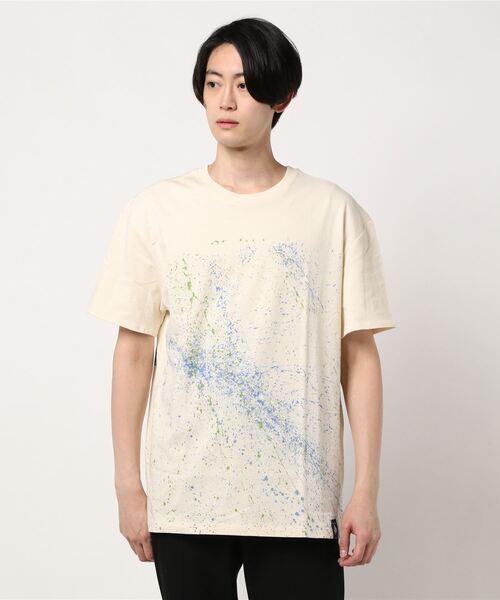 FOG ESSENTIALS(エフオージーエッセンシャルズ)の「【FOG ESSENTIALS / エフオージーエッセンシャルズ】Shin Exclusive REMAKE(Tシャツ/カットソー)」|詳細画像