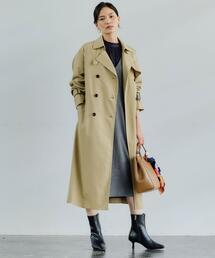 [1_OF MINE] ◆ トレンチ コート <34-40サイズ>