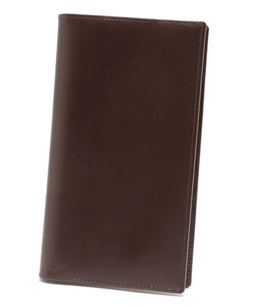 ETTINGER(エッティンガー)の「■ETTINGER / 2つ折りロングウォレット(財布)」|ブラウン