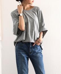 ビッグシルエットTシャツ(Tシャツ/カットソー)