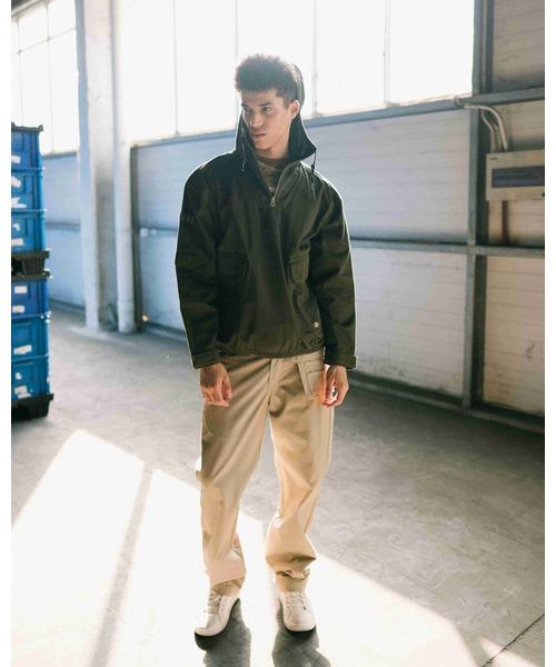 超特価SALE開催! 【メンズ Dickies】ヘビーコットンツイルプルオーバージャケット(その他アウター)|Dickies(ディッキーズ)のファッション通販, おいしい生活:49edd99d --- fahrservice-fischer.de