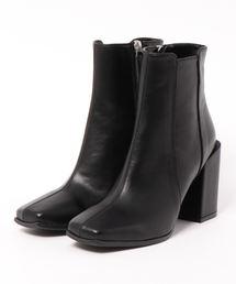 SLY(スライ)のEMBOSSING SHORT ブーツ(ブーツ)