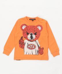 BEAR MASTER Tシャツ【XS/S/M】オレンジ