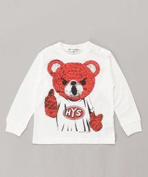 BEAR MASTER Tシャツ【XS/S/M】アイボリー