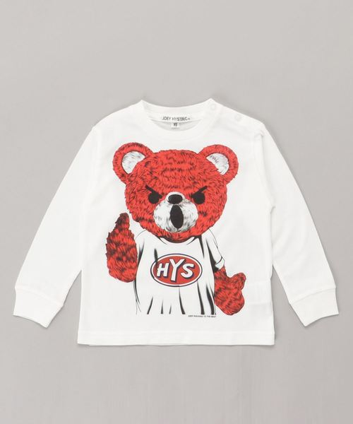 BEAR MASTER Tシャツ【XS/S/M】
