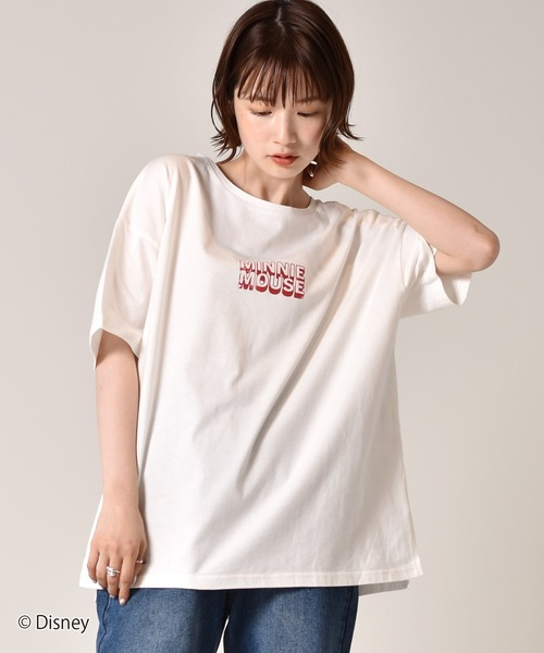 <MINNIE MOUSE>Tee
