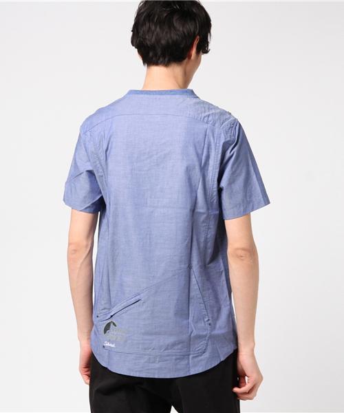 [Lowe alpine Silvermark]コットンポケット半袖Tシャツ