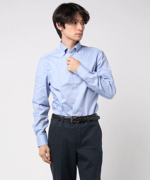 【内祝い】 ESTNATION セミワイドカラーロイヤルオックスドレスシャツ(シャツ ESTNATION/ブラウス)|ESTNATION(エストネーション)のファッション通販, 押し花もみじの里:fd23386e --- skoda-tmn.ru