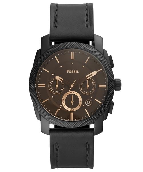 最新な MACHINE FS5586(腕時計) FOSSIL(フォッシル)のファッション通販, 健康野草茶センター:17d3e819 --- arguciaweb.com