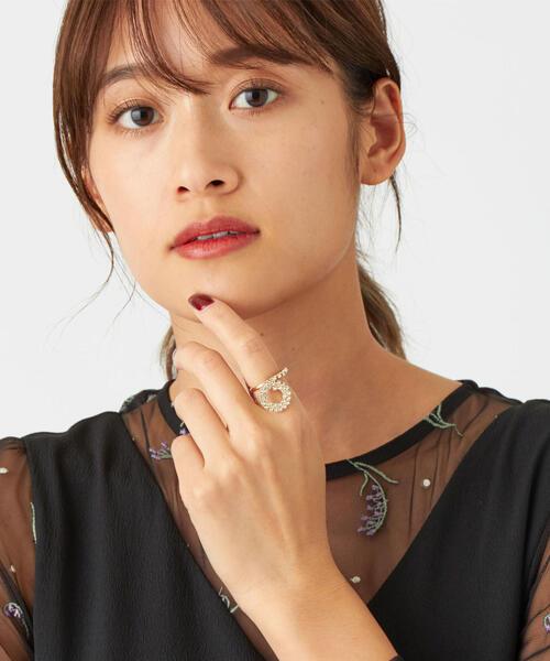 jour couture(ジュール クチュール)swirly リング / 指輪